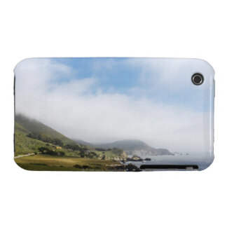 Summer california road trip on highway 1 along iPhone 3 cases