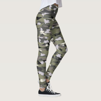 Summer  Camo Leggings
