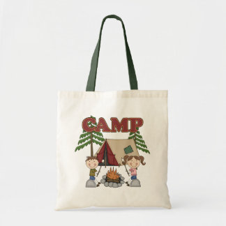 Summer Camp Budget Tote Bag