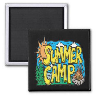 Summer Camp Magnet