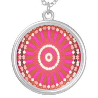 Summer Celebration (save) Silver Plated Necklace