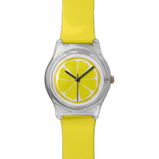 Summer Citrus Lemon May 28th Watch