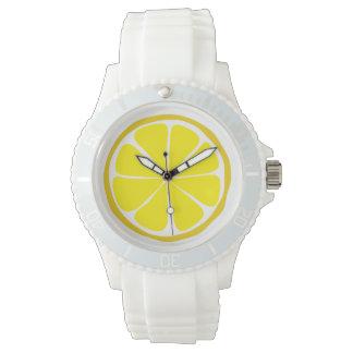 Summer Citrus Lemon Watch