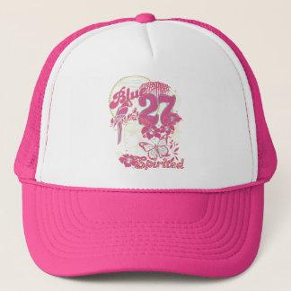 summer collage trucker hat