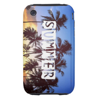 """SUMMER"" cover to iPhone 3/3s Tough iPhone 3 Cases"