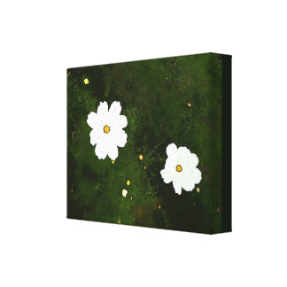 Summer Daisies Canvas