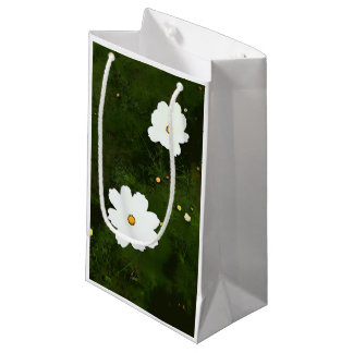 Summer Daisies Custom Gift Bag - Small, Glossy