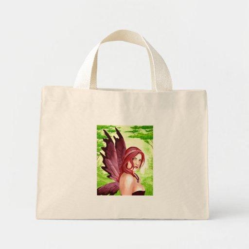 Summer Day Dreams Fae Canvas Bags