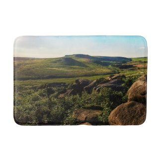 Summer Day in the Peak District Bath Mat