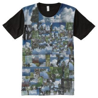 Summer day Men's T-Shirt All-Over Print T-Shirt