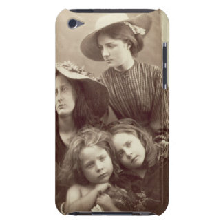 Summer Days, c.1866 (albumen print from a collodio Barely There iPod Cover