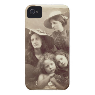 Summer Days, c.1866 (albumen print from a collodio iPhone 4 Cases