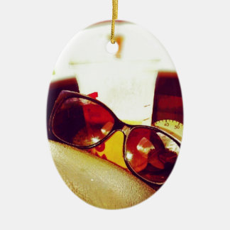 Summer Days Christmas Ornament