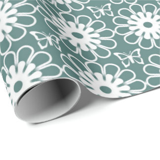 Summer Days Wrapping Paper