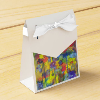 Summer Daze Favour Box -Tent