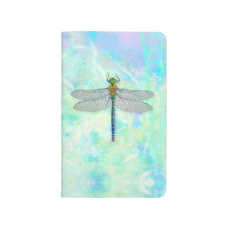 Summer Dragonfly Checklist Notebook