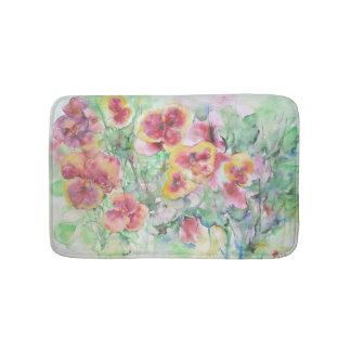 Summer dream bath mats