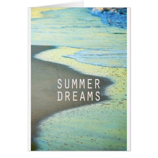 Summer Dreams Card