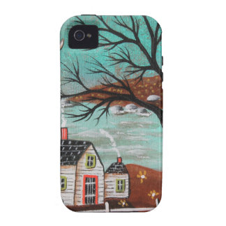 Summer Eve By The Lake Case-Mate iPhone 4 Covers