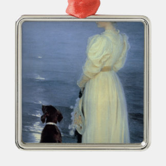 Summer Evening at Skagen Christmas Ornament