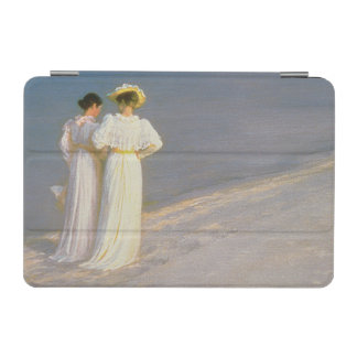 Summer Evening on the Skagen Southern Beach 2 iPad Mini Cover