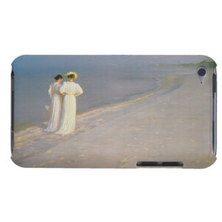 Summer Evening on the Skagen Southern Beach iPod Touch Case