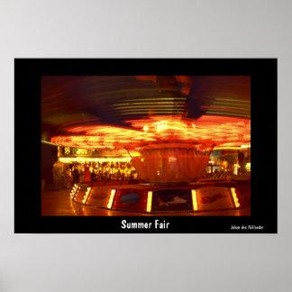 Summer Fair #1 Posters