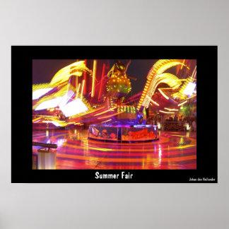 Summer Fair #2 Poster
