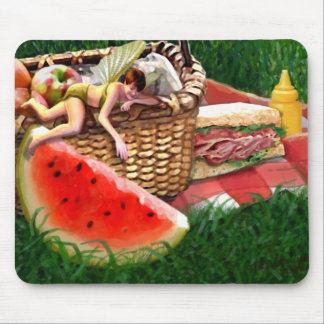 Summer Fairy Mouse Mat