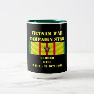 Summer - Fall Campaign  / 1969 Two-Tone Coffee Mug