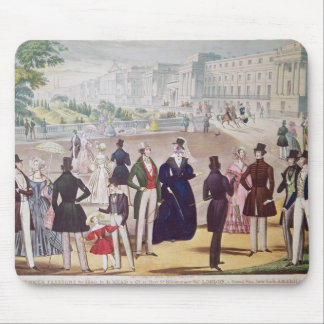 Summer Fashions for 1840 Mouse Pad