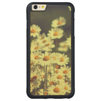 Summer field with white daisy iPhone 6 plus case