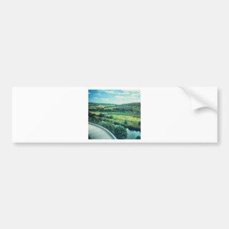 Summer Fields Bumper Sticker