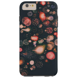 Summer Fireworks Tough iPhone 6 Plus Case