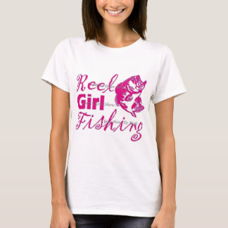 Summer Fishing ReelAquaholics T-Shirt