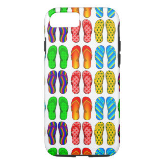 Summer Flip Flops Fun Beach Theme iPhone 7 case