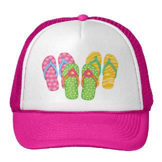 Summer Flip Flops Hats
