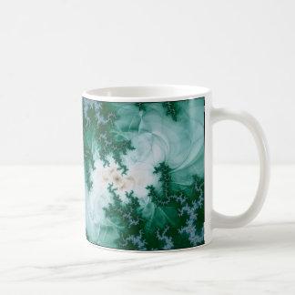 summer flower: eye of the storm coffee mugs