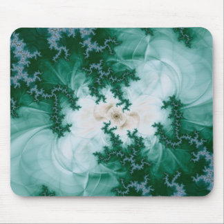summer flower eye of the storm mouse pads
