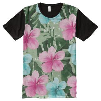 summer flowers All-Over print T-Shirt