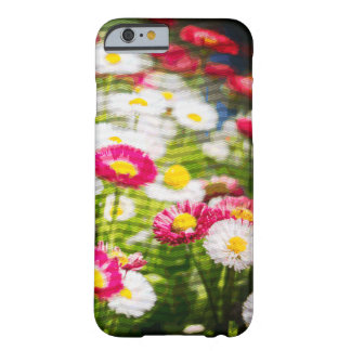 Summer Flowers Barely There iPhone 6 Case