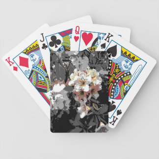Summer Flowers Bicycle Playing Cards