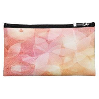 Summer Flowers Cosmetic Bag