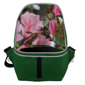 Summer Flowers Courier Bag