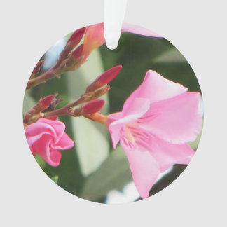 Summer Flowers Double-Sided Ornament