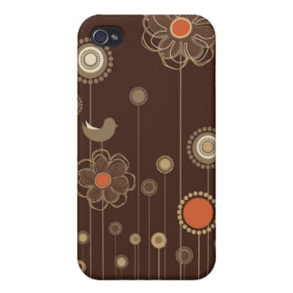 Summer Flowers i Case For The iPhone 4