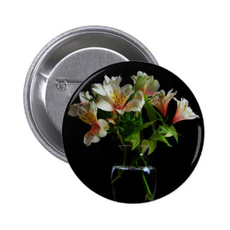 Summer Flowers in a Transparent Vase Pins
