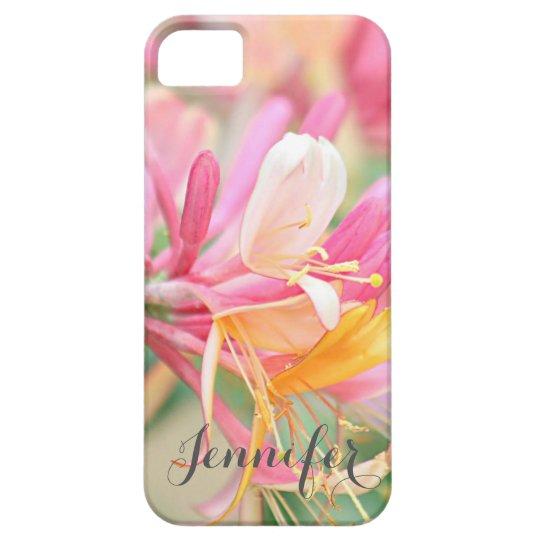 Summer flowers iPhone 5 case