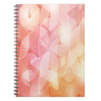 Summer Flowers Spiral Notebook