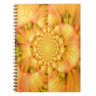 Summer Fractal Notebook